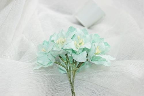 Лилии мятные 5шт.