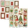 Набор бумаги 12х12 Merry&Bright  от Mintay Papers