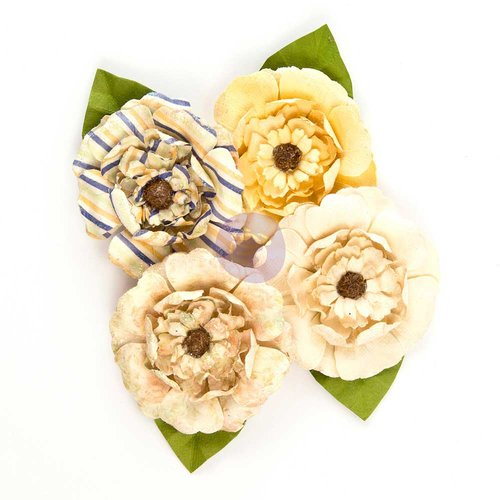 Цветы St. Tropez Collection - Flower Embellishments - North Riviera от Prima Marketing